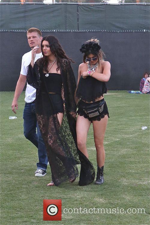 Kylie Kendall Coachella