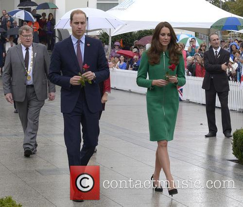 Prince William, Catherine Duchess of Cambridge and Jim Mylchreest 3