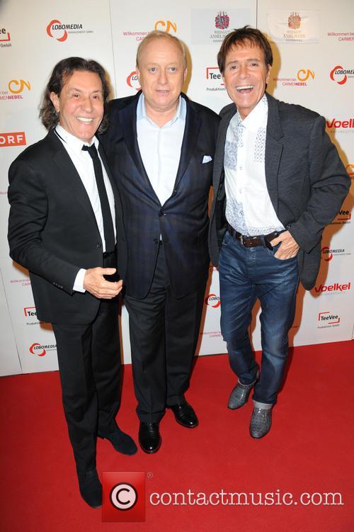 Albert Hammond, Alfons Schuhbeck and Cliff Richard 4
