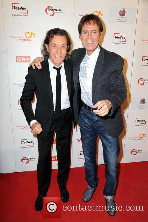Albert Hammond and Cliff Richard 1