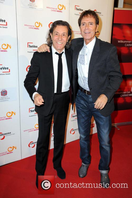 Albert Hammond and Cliff Richard 3