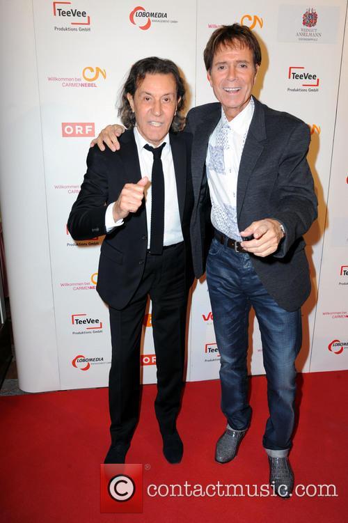 Albert Hammond and Cliff Richard 5