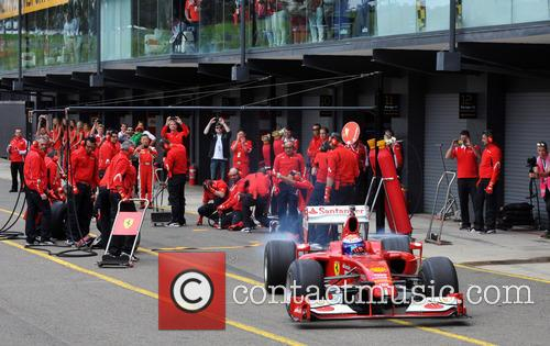 Ferrari Racing Days down under for first time
