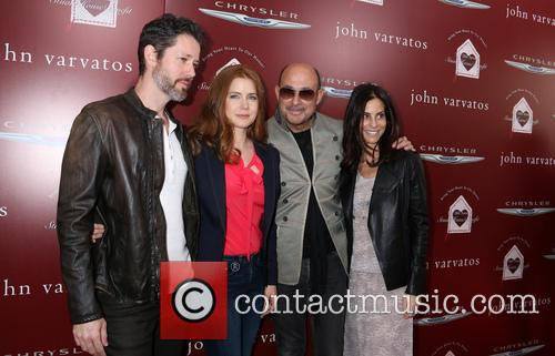 Amy Adams, Darren Le Gallo, John Varvatos and Guest 10