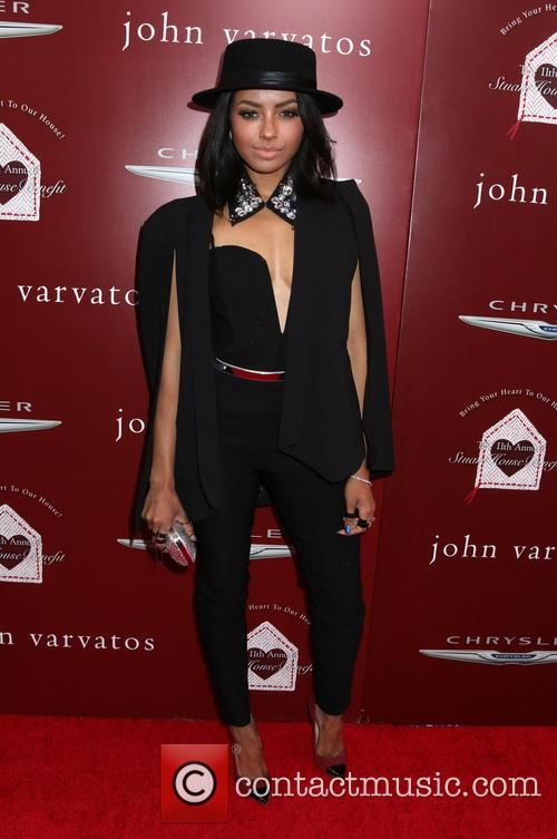 Kat Graham, John Varvatos Boutique