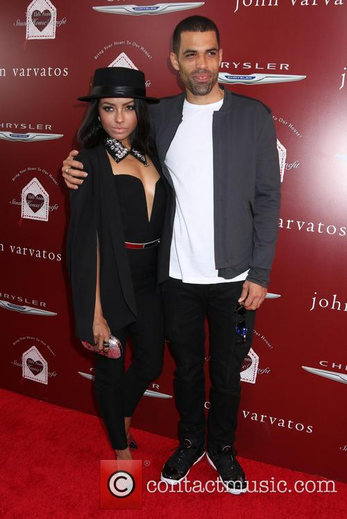 Kat Graham and Cottrell Guidry 3