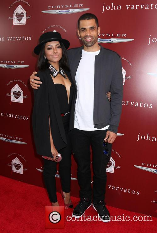 Kat Graham and Cottrell Guidry 10