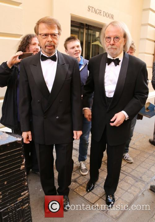 Björn Ulvaeus and Benny Andersson 2