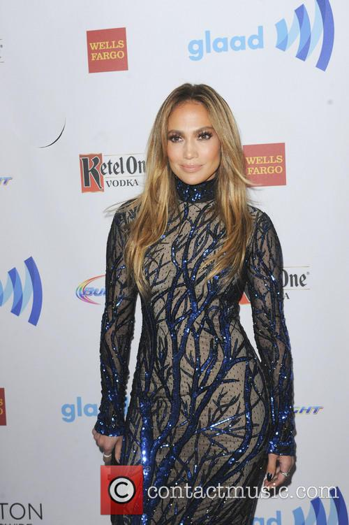 jennifer lopez 25th annual glaad media awards 4152834