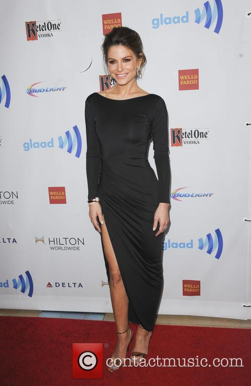 maria menounos 25th annual glaad media awards 4153373
