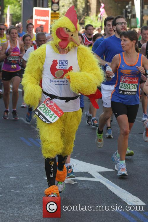 runners virgin money london marathon 4153774