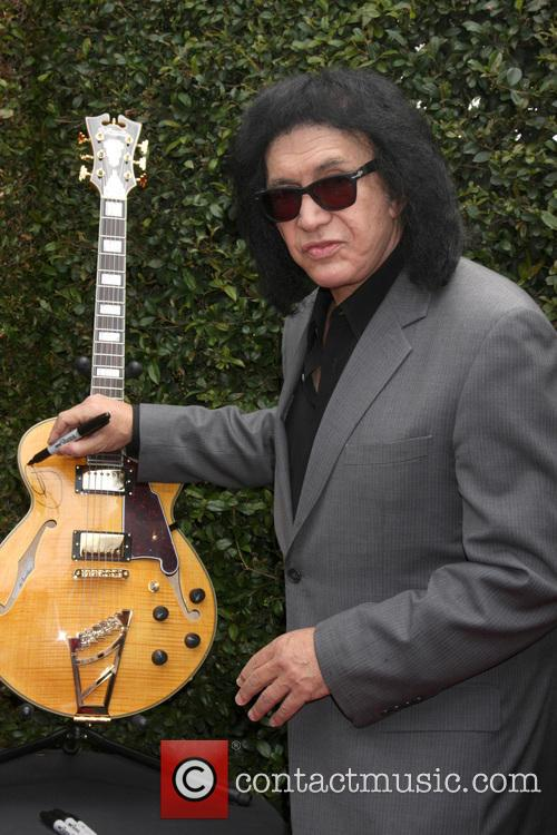Gene Simmons, John Varvatos Boutique