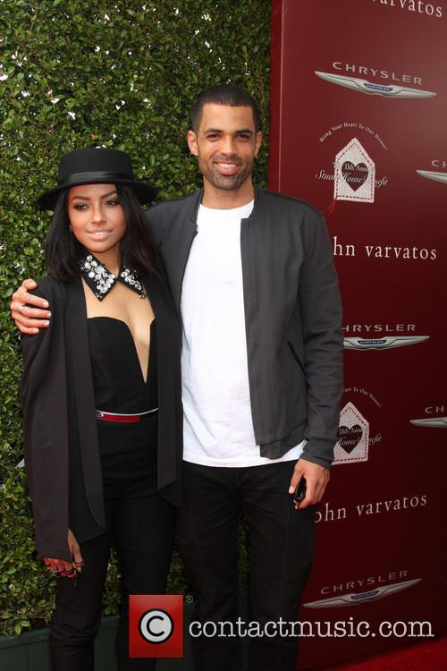 Kat Graham and Cottrell Gidry 4