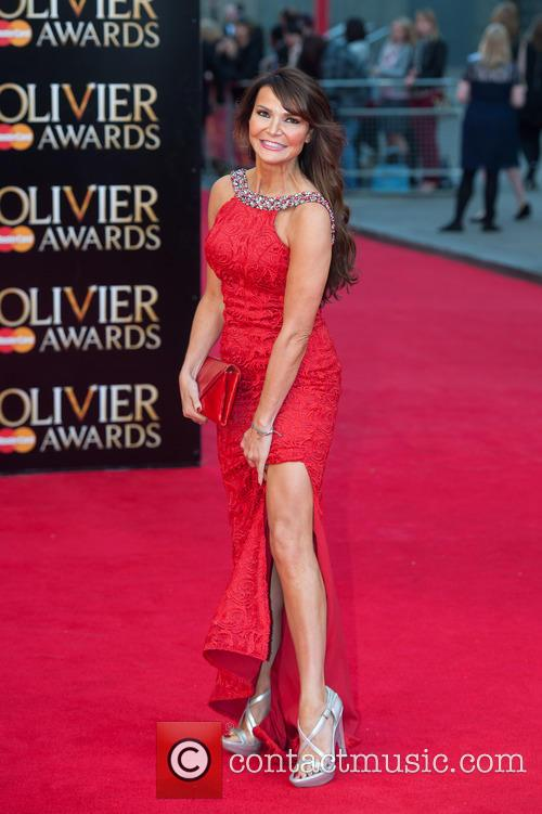 Olivier Awards 2014 - Arrivals