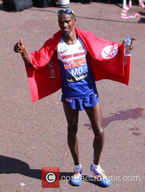 Virgin Money London Marathon 2014