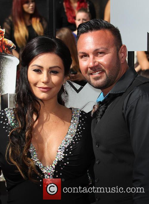 Mtv, Jenni 'jwoww' Farley and Roger Mathews 1