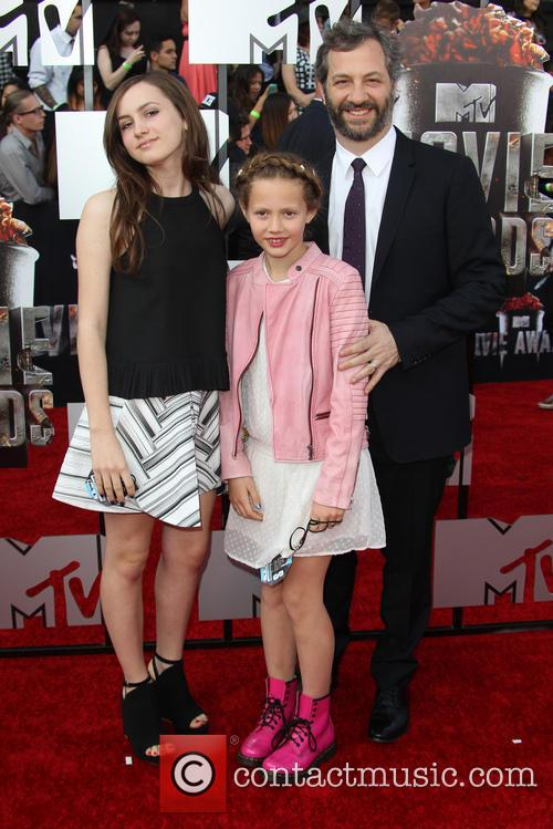 Judd Apatow and Kids 1