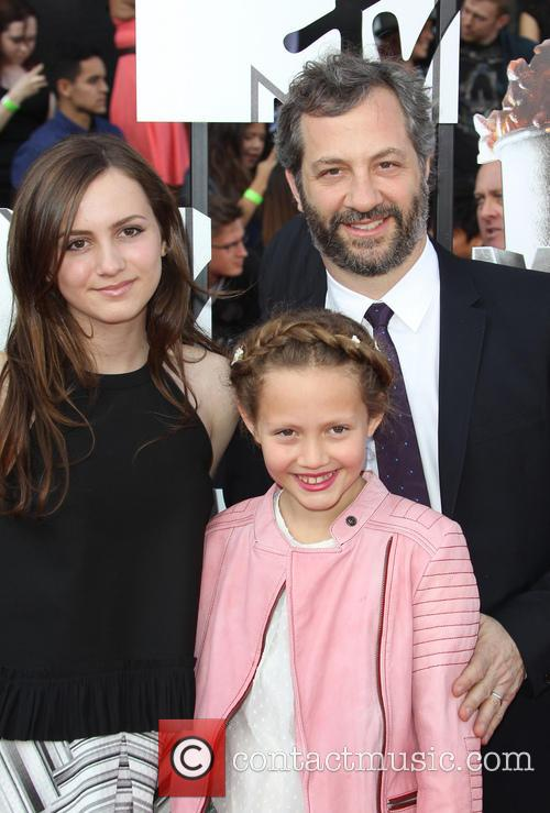 Judd Apatow and Kids 2