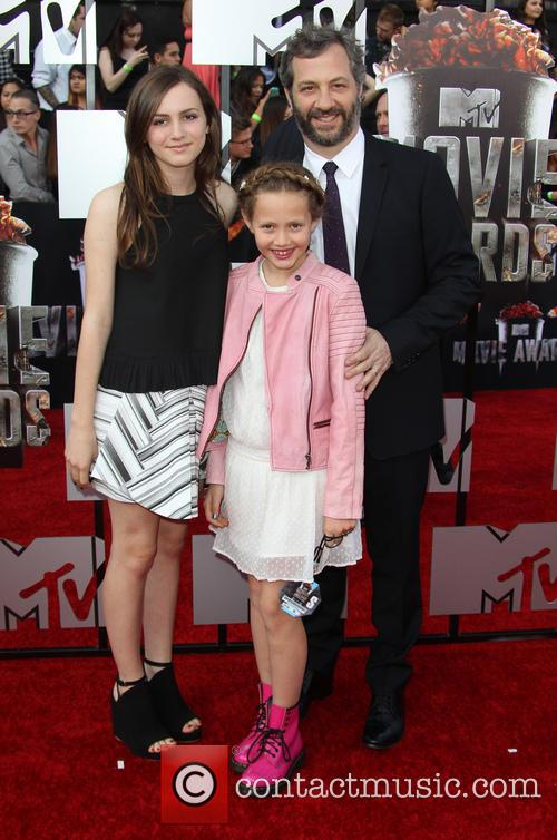 Judd Apatow and Kids 3