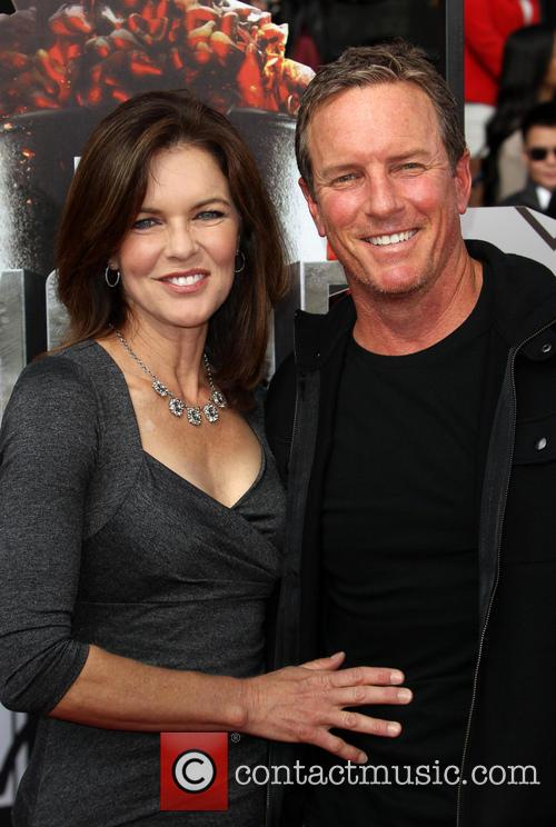 Susan Walters and Linden Ashby 1