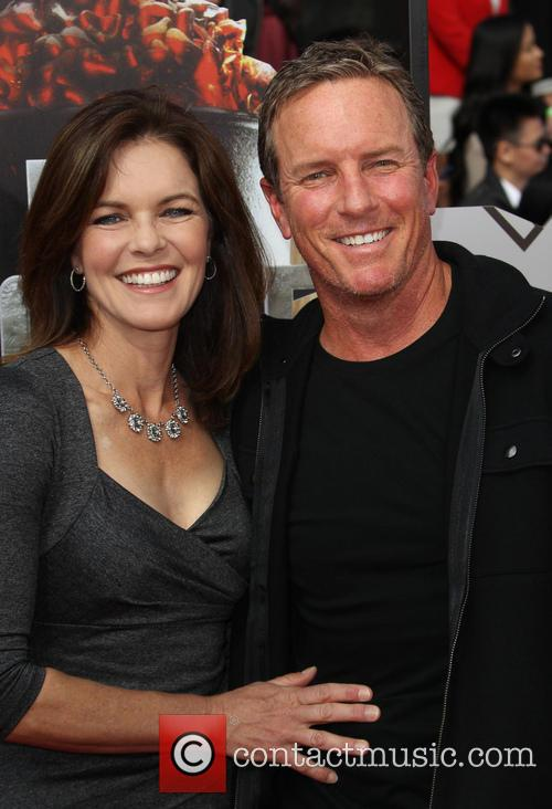 Susan Walters and Linden Ashby 2