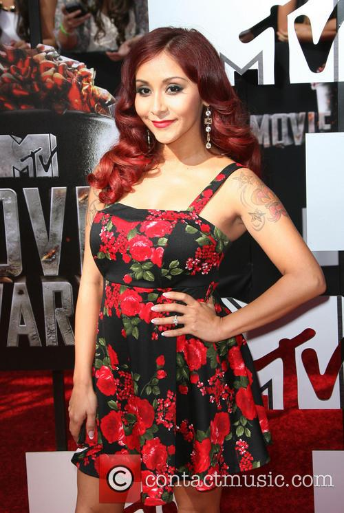 nichole polizzi mtv movie awards 2014 arrivals 4155592