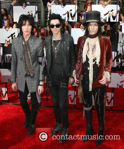 Danzig, Remington Leith and Emerson Barrett 1