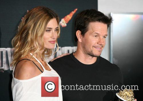 Mark Wahlberg and wife Rhea Durham 10