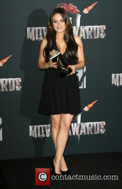 Mila Kunis, Nokia Theatre L.A. Live!