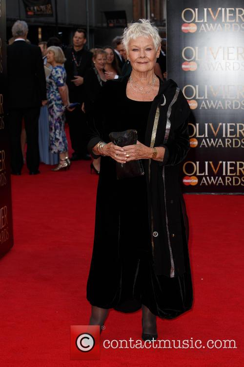 dame judi dench olivier awards 2014  4153870