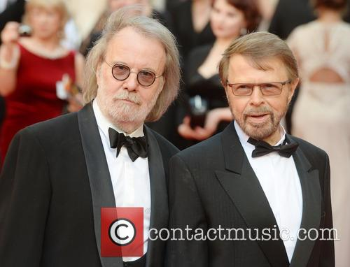 Benny Anderson and Bjørn Ulvaeus 10