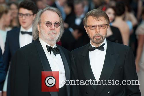Benny Andersson and Bjorn Ulvaeus 1