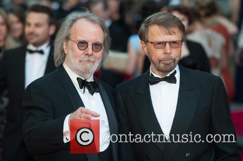 Benny Andersson and Bjorn Ulvaeus 4