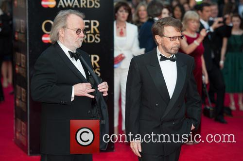 Benny Andersson and Bjorn Ulvaeus 5