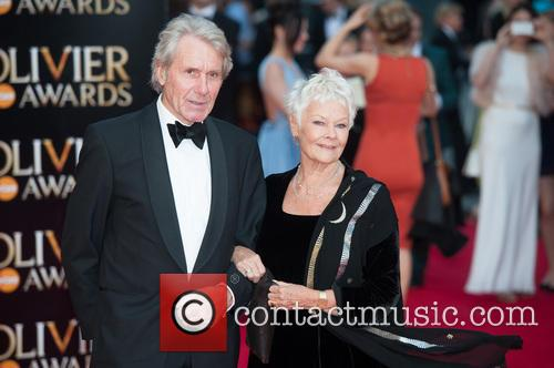 Dame Judi Dench and David Mills 6
