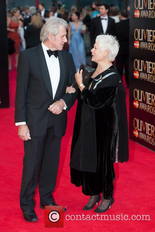 Dame Judi Dench and David Mills 7