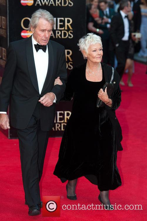 Dame Judi Dench and David Mills 1