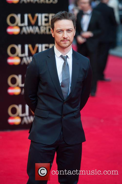 James McAvoy, Royal Opera House
