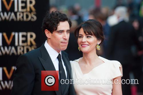 Stephen Mangan and Louise Delamere 1