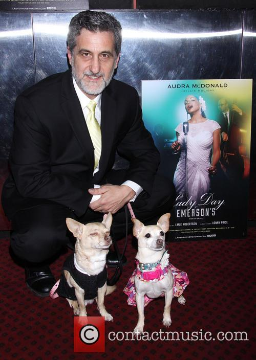 Bill Berloni, Chico and Roxie 3