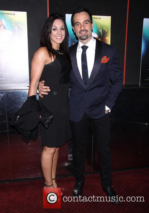 Mandy Karimloo and Ramin Karimloo 1