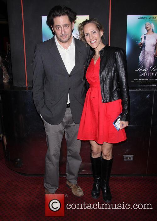 Reg Rogers and Susannah Schulman