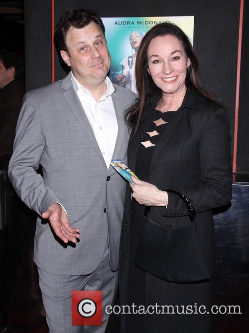 Brooks Ashmanskas and Jessica Molaskey