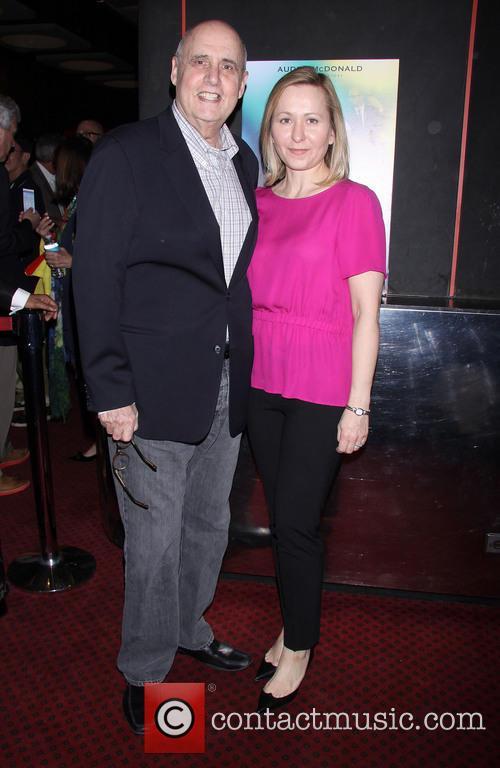 Jeffrey Tambor and Kasia Ostlun
