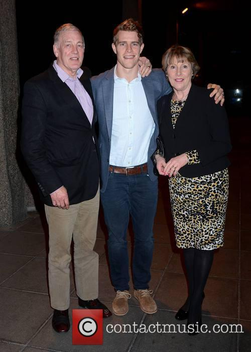 Sarah Harding, Maurice Trimble, Andrew Trimble and Margaret Trimble 6
