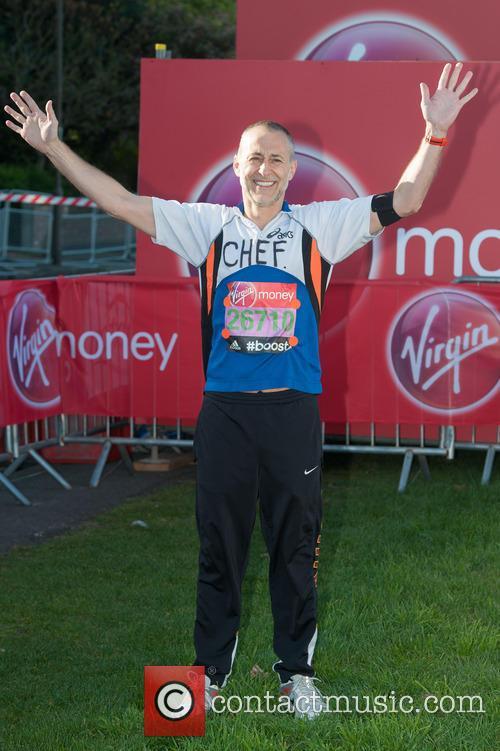 michel roux jr virgin london marathon celebrities 4153312