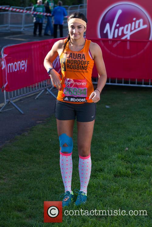 laura wright virgin money london marathon 4154148