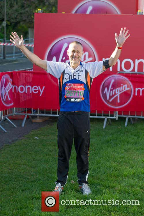 michel roux virgin money london marathon 4154138