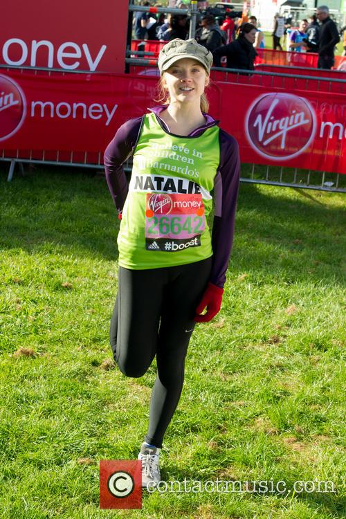 natalie dormer virgin money london marathon 4154167