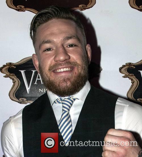 Conor McGregor Parties at Vanity Nightclub